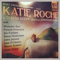 Снимок сделан в Mint Theater Company пользователем Jeremy S. 3/23/2013
