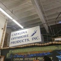Foto tirada no(a) Catalina Offshore Products por Sydney W. em 7/2/2016