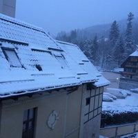 รูปภาพถ่ายที่ Hotel Bucegi โดย Sorina P. เมื่อ 12/27/2014