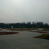 Снимок сделан в Спортивно-досуговый парк «Красная Пахра» пользователем Borizi 3/23/2014