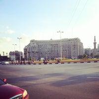 Foto tomada en Plaza de la Liberación por Mostafa B. el 10/5/2012