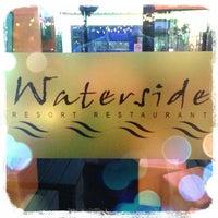 1/18/2013 tarihinde abdul3230 P.ziyaretçi tarafından Waterside Resort Restaurant'de çekilen fotoğraf
