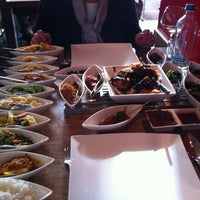 6/4/2013にHans D.がRestaurant Blauwで撮った写真