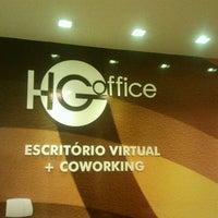 Foto tirada no(a) HG Office por Aida G. em 10/11/2012