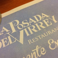 Foto tirada no(a) Restaurante La Posada Del Virrey por Marisa T. em 10/23/2014