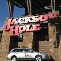 Снимок сделан в Jackson Hole Mountain Resort пользователем Andrea B. 2/26/2013