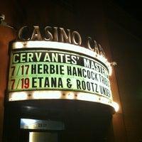 รูปภาพถ่ายที่ Cervantes' Masterpiece Ballroom & Cervantes' Other Side โดย Danielle C. เมื่อ 7/18/2013