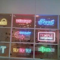รูปภาพถ่ายที่ Tyler School of Art โดย Tammi K. เมื่อ 9/11/2013