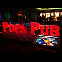 5/8/2013 tarihinde Alphanziyaretçi tarafından Pool Pub'de çekilen fotoğraf