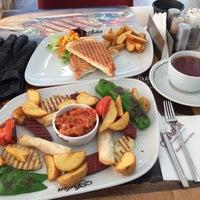 12/13/2016 tarihinde Oğuz E.ziyaretçi tarafından ARDEN Cafe & Restaurant'de çekilen fotoğraf