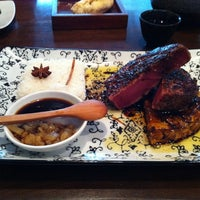 Photo prise au Ödün Restaurante Condesa par Rox C. le12/22/2012