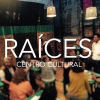 Снимок сделан в Raíces. Centro Cultural пользователем Xacks P. 7/22/2017