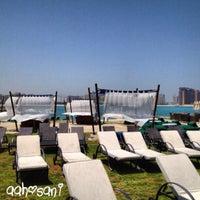 Foto tirada no(a) Rixos The Palm Dubai por Dr. Ali A. em 5/11/2013