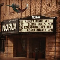 Das Foto wurde bei The NorVa von Andrew D. am 10/5/2012 aufgenommen