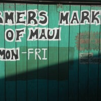 Photo taken at Kihei Farmer's Market by Mitch T. on 10/5/2012