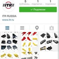 ITR RUSSIA - Warehouse in Санкт-Петербург