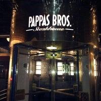 Das Foto wurde bei Pappas Bros. Steakhouse von The Boy N. am 10/28/2012 aufgenommen