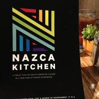 Снимок сделан в Nazca Kitchen пользователем John F. 3/16/2013