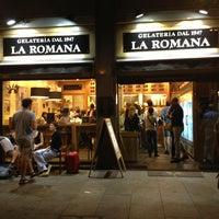 Photo prise au Gelateria La Romana par Francesco G. le7/3/2013