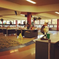 Bursley Dining Hall College Cafeteria In Ann Arbor