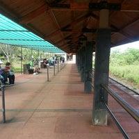 Foto tomada en Estación Central [Tren Ecológico de la Selva] por Ivanilton J. el 3/17/2013