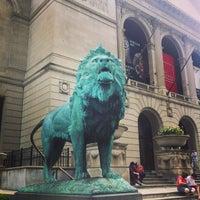 Das Foto wurde bei The Art Institute of Chicago von Nicholas F. am 6/9/2013 aufgenommen