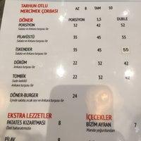 Foto tomada en Lezzet Co. Döner por Mrv el 10/27/2018