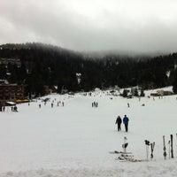 super lioran - ski area