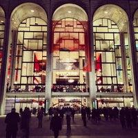 Foto scattata a Metropolitan Opera da Way-Fan C. il 10/2/2013