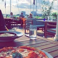 Pizzaexpress Pizza Place In Gunwharf Quays