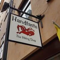 handfaste the viking shop stockholm