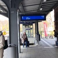 Das Foto wurde bei Bahnhof Jena West von Bassel K. am 11/5/2018 aufgenommen