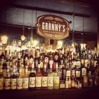 Снимок сделан в Granny's Bar пользователем Dmitriy T. 11/19/2012