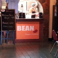 4/28/2013にMarionがBEAN Vegan Cuisineで撮った写真