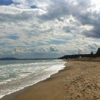4/4/2013 tarihinde Anastasiyaziyaretçi tarafından Централен Плаж Бургас'de çekilen fotoğraf
