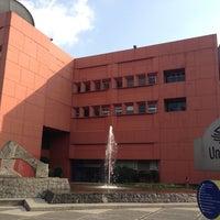 Снимок сделан в Universum, Museo de las Ciencias пользователем Roberto R. 11/14/2012