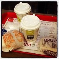 Foto scattata a McDonald's da anna k. il 10/10/2012