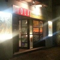 Снимок сделан в Piola пользователем Fabrizio D. 5/2/2014