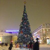Снимок сделан в Сенная площадь пользователем Ksushka T. 12/9/2012