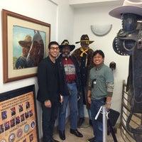 Foto scattata a buffalo soldiers national museum da Arnulfo Jr R. il 1/31/2014