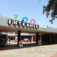 Снимок сделан в Houston Zoo пользователем Arnulfo Jr R. 7/3/2013