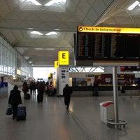 Foto scattata a London Stansted Airport (STN) da Eric v. il 2/21/2013