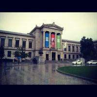 10/2/2012にTash A.がボストン美術館で撮った写真