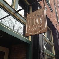 Foto scattata a Quay Coffee da Lauren R. il 4/17/2013