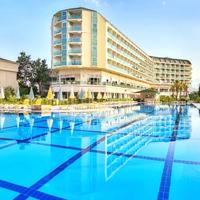1/19/2017 tarihinde Hedef Resort Spa Otelziyaretçi tarafından Hedef Resort Spa Otel'de çekilen fotoğraf