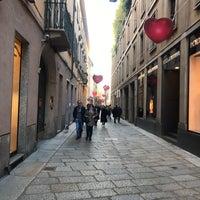 2/10/2018 tarihinde ALKAN M.ziyaretçi tarafından Quadrilatero della Moda'de çekilen fotoğraf