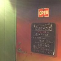 Das Foto wurde bei なってるハウス von mangoo m. am 9/8/2016 aufgenommen
