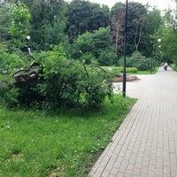 Снимок сделан в Чапаевский парк пользователем Olga O. 5/28/2013