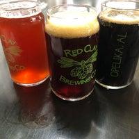 Foto tomada en Red Clay Brewing Company por frank m. el 7/11/2020