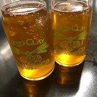 Foto tomada en Red Clay Brewing Company por frank m. el 7/10/2020